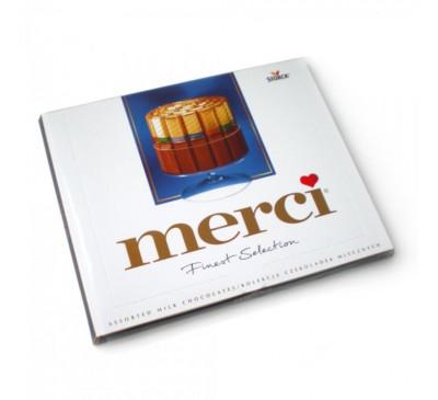Конфеты Merci 250 г