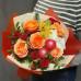 Букет с розовыми шарами от FlorPresent