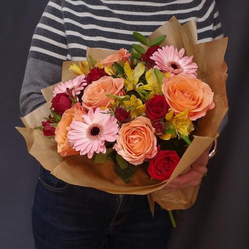 Чайная роза от FlorPresent