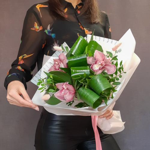 Дикая Орхидея от FlorPresent